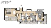 Pianta Appartamento 2