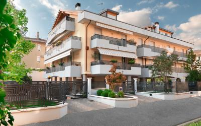 Condominio Caterina - Impresa Marcato Tiziano